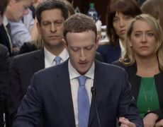 Zuckerberg Apologizes In Opening Statement Before Congress