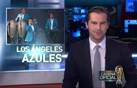 Los Ángeles Azules debutan con éxito en Coachella 2018