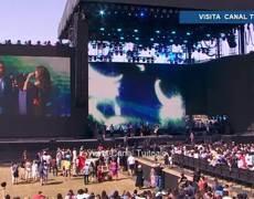 Los Ángeles Azules make historic debut in Coachella Video