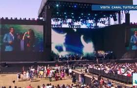 Los Ángeles Azules hacen histórico debut en Coachella