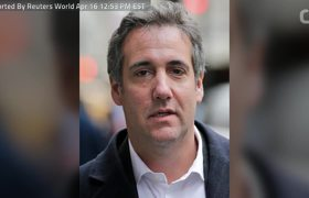 Michael Cohen Appears at Manhattan Court