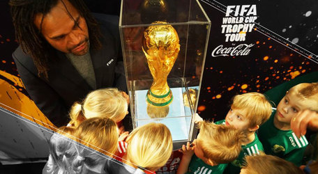Trophy Tour Sparks Worldwide Thrill