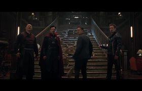 AVENGERS: INFINITY WAR Movie Clip - Black Order vs Avengers