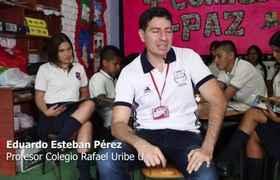 Profesor cucuteño, finalista en premio de la Unicef y Microsoft