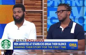 Men arrested at #Starbucks speak out
