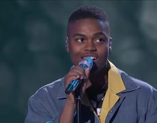 American Idol 2018 - Michael J. Woodard Sings