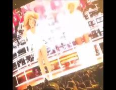 Beyoncé and Solange Falls on Stage - Coachella2018