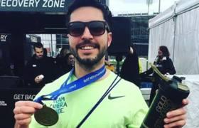 Concursante de MasterChef muere en maratón