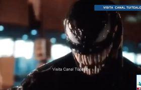 Venom en la nueva película protagonizada por Tom Hardy