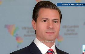Peña Nieto condena asesinato de estudiantes en Jalisco
