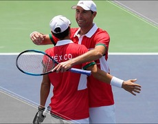 Mexico Is After The Davis Cup