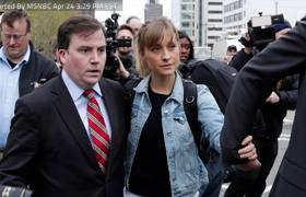 Allison Mack Freed to Parents On $5 Million Bail