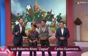 Juan Carlos Dice Que Serrath es Mas Fácil que la Tabla Del 1 #Enamorándonos