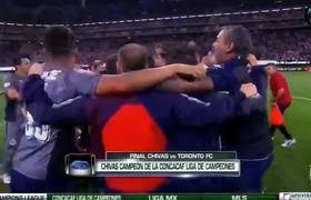 CELEBRACIÓN COMPLETA ¡#CHIVAS CAMPEÓN DE #CONCACAF!