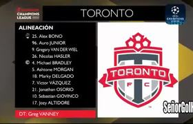 Chivas Vs Toronto 1-2 (Global 7-5) Resumen y Goles Final CONCACAF Liga De Campeones 2018