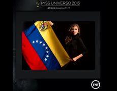 Miss Venezuela is crowned Miss Universe 2013