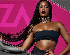 Iza es la diva brasilera de la música negra