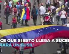 ¿A qué le tiene miedo Maduro?