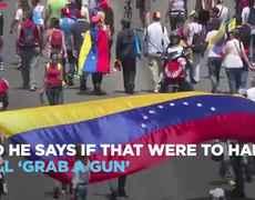 Maduro's Biggest Fears