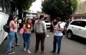 Protestas en la UFPS