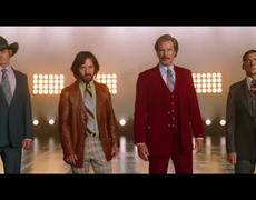 Anchorman 2 The Legend Continues Official UK Movie Trailer 2013 HD Will Ferrell Movie
