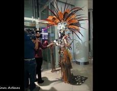 Miss Universo 2013 Amazona del Totonacapan Nombre del traje típico Miss México