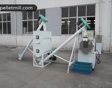 How to make wood pellets?