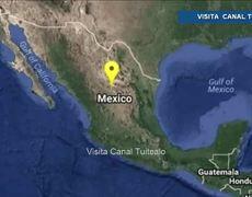 Sismo de magnitud 4.3 grados sacude Matamoros Coahuila