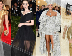 The Immaculate Looks Of The Met Gala