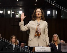 Gina Haspel May Make History