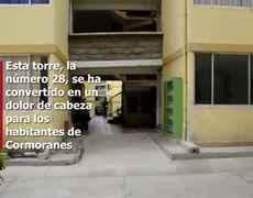 En Cormoranes piden el desalojo de la torre 28