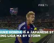 Keisuke Honda: The Hero of Liga MX