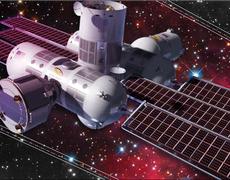 Aurora Station: A Luxury Hotel in Space