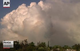 New Hawaiian Volcano Fissure Prompts Evacuations