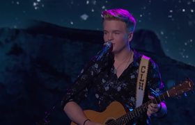 American Idol 2018 - Caleb Lee Hutchinson Sings
