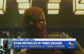 Ryan Reynolds opens up about 'Deadpool 2'