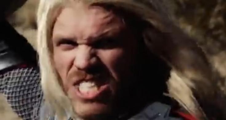 Thor porn movie