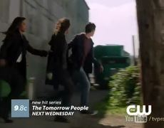 The Tomorrow People Sorry For Your Loss HD Promo