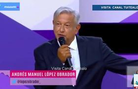 AMLO les recuerda a Meade y Anaya los millones de la fundación de Josefina Vázquez Mota