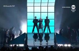 Christina Aguilera Feat Demi Lovato Fall In Line Billboard2018