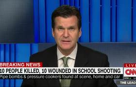 Texas school shooting suspect identified