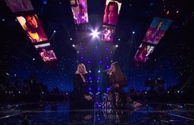 American Idol 2018 - Katy Perry & Catie Turner Perform