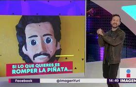 Si odias al papá de Luis Miguel esta Piñata es para ti