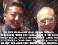 Jet Li Is Totally Unrecognisable From illness!!