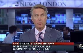 Pres. Trump cancels summit with North Korean leader Kim Jong Un