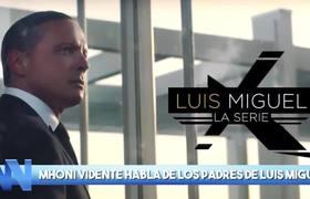Mhoni Vidente Cuenta de QUÉ Murieron Los Padres de #LuisMiguel