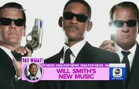 Will Smith teases 1st new music in 13 years