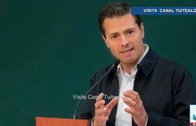 Peña Nieto invita a aficionados del Tri al abanderamiento rumbo a Rusia 2018