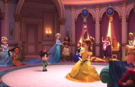 Ralph Breaks The Internet: Wreck-It Ralph 2 Disney Princesses