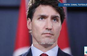 Trudeau rechaza encuentro condicionado con Trump para negociar TLCAN
